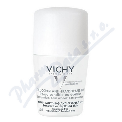 Zobrazit detail - VICHY DEO Soothing Anti-Perspirant roll-on 50ml