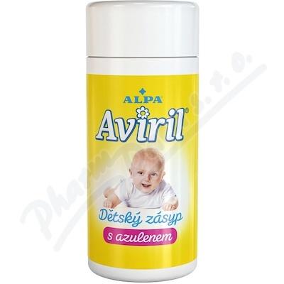 Zobrazit detail - AVIRIL dětský zásyp s azulenem sypačka 100 g