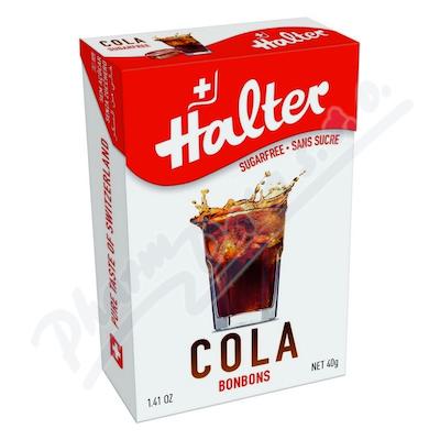 Zobrazit detail - HALTER bonbóny Cola 40g (cola) H203608