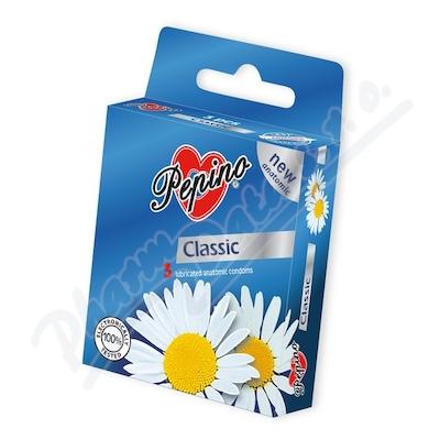 Zobrazit detail - Prezervativ - kondom Pepino Classic 3ks