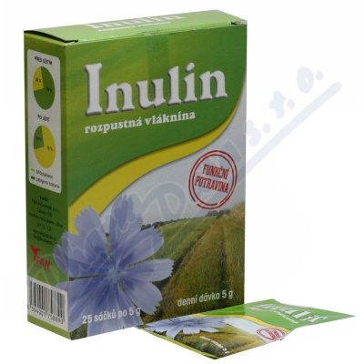Zobrazit detail - Inul�n 25x5g