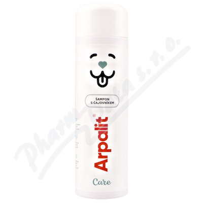 Zobrazit detail - Arpalit NEO šampon s extraktem z TTO 250 ml