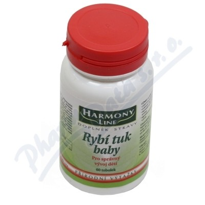 Harmony Line-Rybí tuk Baby tob.60