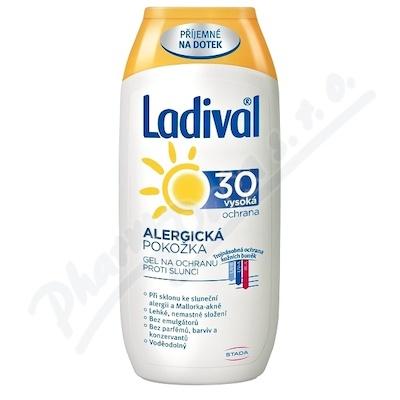 Zobrazit detail - LADIVAL OF30 gel alergická kůže 200 ml