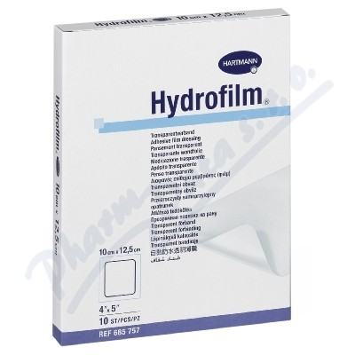 Náplast fixační HYDROFILM 10x12.5cm 10ks