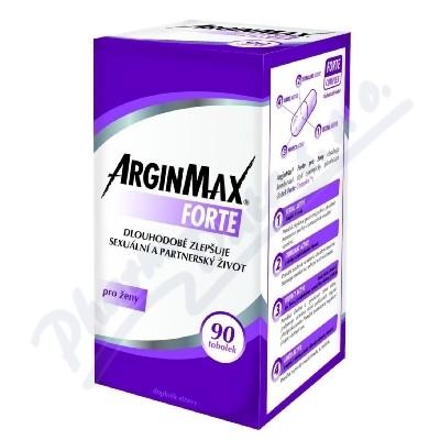 Zobrazit detail - ArginMax Forte pro ženy tob. 90