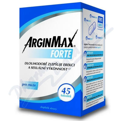 Zobrazit detail - ArginMax Forte pro muže tob. 45