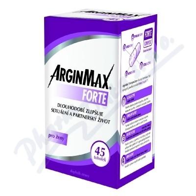 Zobrazit detail - ArginMax Forte pro ženy tob. 45