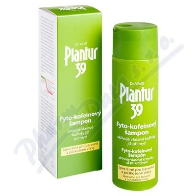 Zobrazit detail - Plantur39 Fyto-kofeinový šampon barv.  vlasy 250ml
