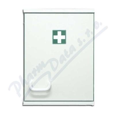 Lékárnička ALFA dřev.A200 závěsná 32x23x10cm