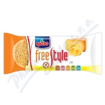 Zobrazit detail - RACIO Free style rýž. chlebíčky příchuť sýra 25g