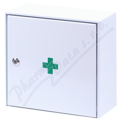Zobrazit detail - Lékárnička - nástěn. s náplní do20osob-ZM20 kovová