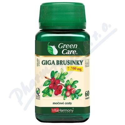 Zobrazit detail - VitaHarmony Giga Brusinky 7. 700 mg tbl. 60