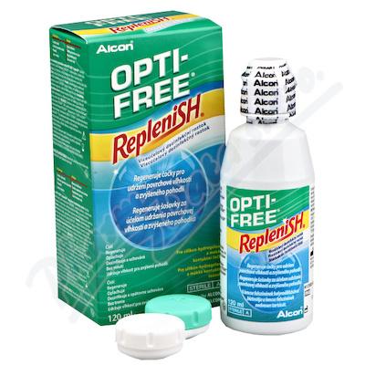 Zobrazit detail - OPTI-FREE REPLENISH 120ml