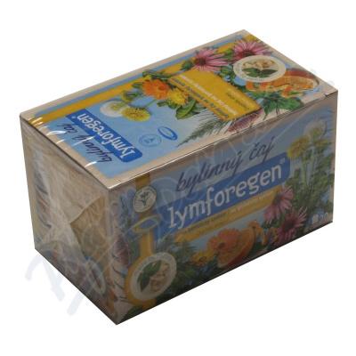Zobrazit detail - TOPVET čaj bylinný Lymforegen na lymf. syst. 20x1. 5g