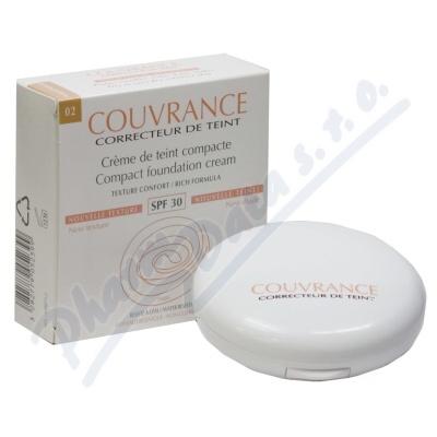 Zobrazit detail - AVENE Couvrance Komp. výž. make-up SPF30 přiroz. 10g