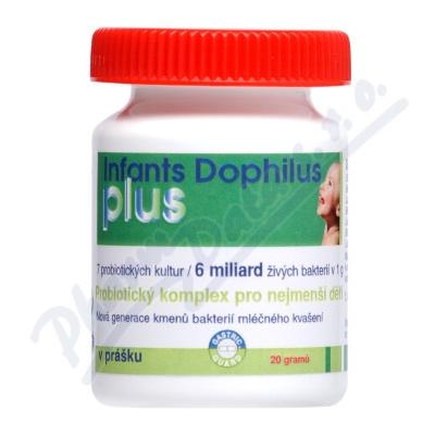 Zobrazit detail - Infants Dophilus Plus 20g