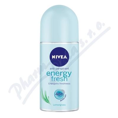 Zobrazit detail - NIVEA Deo ženy ENERGY FRESH kulič.  AP 50ml č. 83754