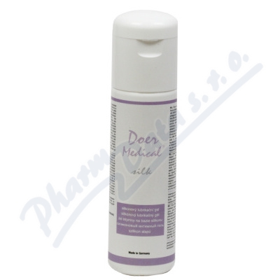 Zobrazit detail - Doer medical silk 100ml - lubrika�n� gel
