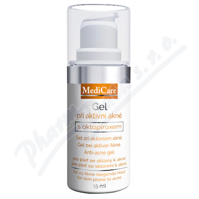 Zobrazit detail - SynCare gel při aktivním akné 15ml