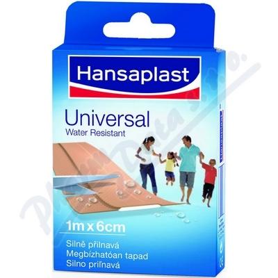 Zobrazit detail - Hansaplast náplast voděodolná 1mx6cm č. 45901