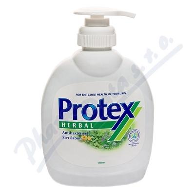 Protex Herbal Antibakteri�ln� tekut� m�dlo 300ml