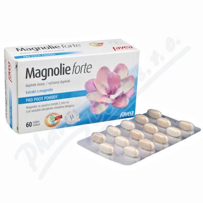 Zobrazit detail - Magnolie forte tbl. 60
