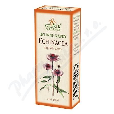 Zobrazit detail - Grešík kapky Echinacea 50 ml
