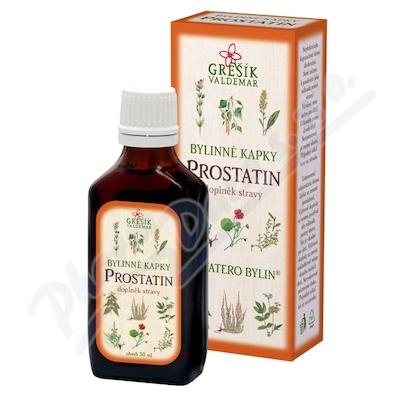 Zobrazit detail - Grešík kapky Prostatin 50 ml Devatero bylin