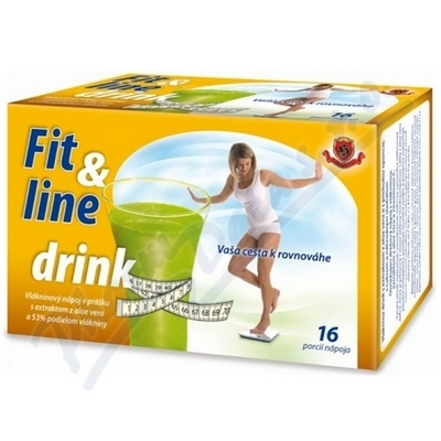 Zobrazit detail - HERBEX FitLine Drink 16x6g Aloe Vera Vlákn. nápoj