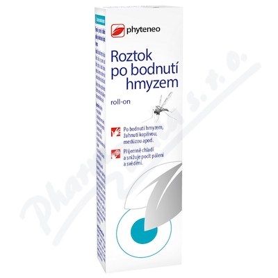 Phyteneo Roztok po bodnut� hmyzem (roll on) 10 ml