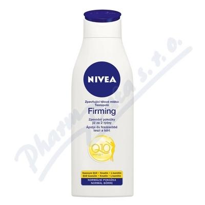 Zobrazit detail - NIVEA Body těl. mléko Zpevňující Q10 200ml č. 81835