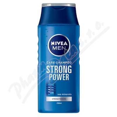 Zobrazit detail - NIVEA �ampon mu�i STRONG POWER 250ml �. 81423