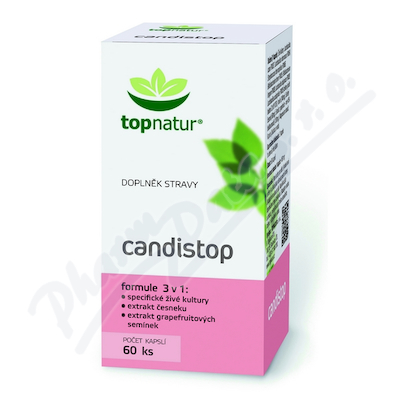 Zobrazit detail - Candi Stop cps. 60 TOPNATUR
