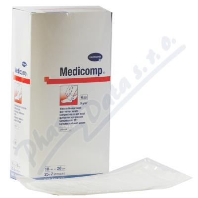 Zobrazit detail - Kompres Medicomp ster. 10x20cm 25x2ks