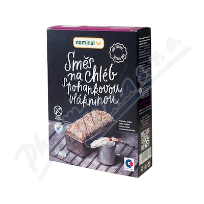 Zobrazit detail - Chléb s celozrnnou pohankou Pro zdraví. . .  500g