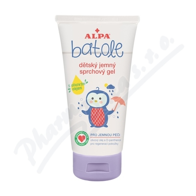 Zobrazit detail - Batole dětský sprchový gel 150 ml