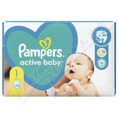 Zobrazit detail - PAMPERS New Baby 1 Newborn 43ks