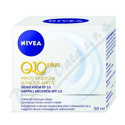 Zobrazit detail - NIVEA Visage Q10 denní krém 50ml 81287
