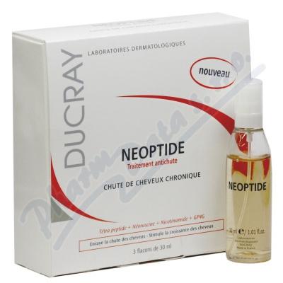 Zobrazit detail - DUCRAY Neoptide lot. 3x30ml proti vypadávání vlasů
