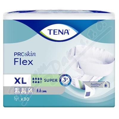 Inkont.kalh.abs.TENA Flex SuperX-Large 30ks 724430