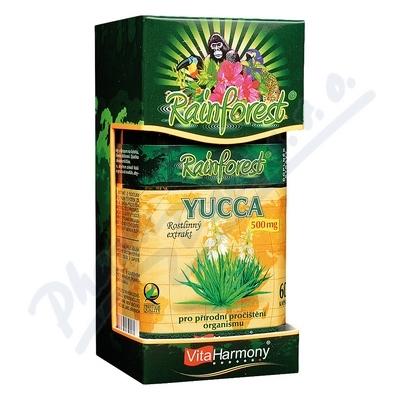 Zobrazit detail - VitaHarmony Yucca 500 mg cps. 60