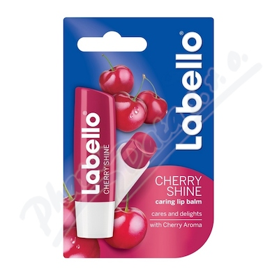LABELLO CHERRY SHINE tyčinka na rty 4.8g č.85071