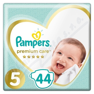 Zobrazit detail - PAMPERS Premium Care 5 Junior 44ks
