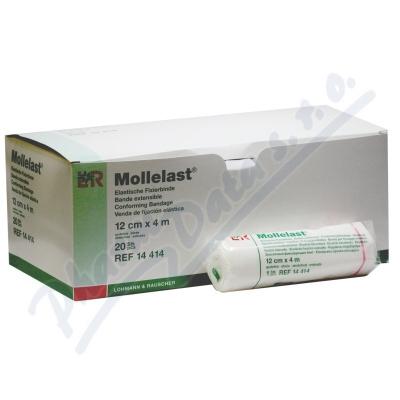 Obin.elast.fix.Mollelast 12cmx4m v celofánu 1ks