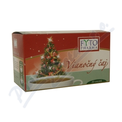 Vánoční čaj Fytopharma 20x2g