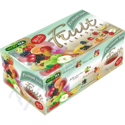 Zobrazit detail - VITTO Fruit pleasure PREMIUM BOX n. s.  60 x 2g