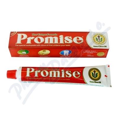 Zobrazit detail - Zubní pasta Promise s hřebíčkovým olejem 150g