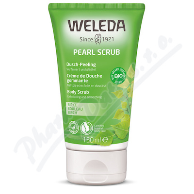 Zobrazit detail - WELEDA Březový sprchový peeling 150 ml