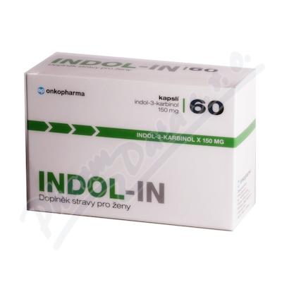 INDOL-IN cps.60 (dopln�k stravy pro �eny)
